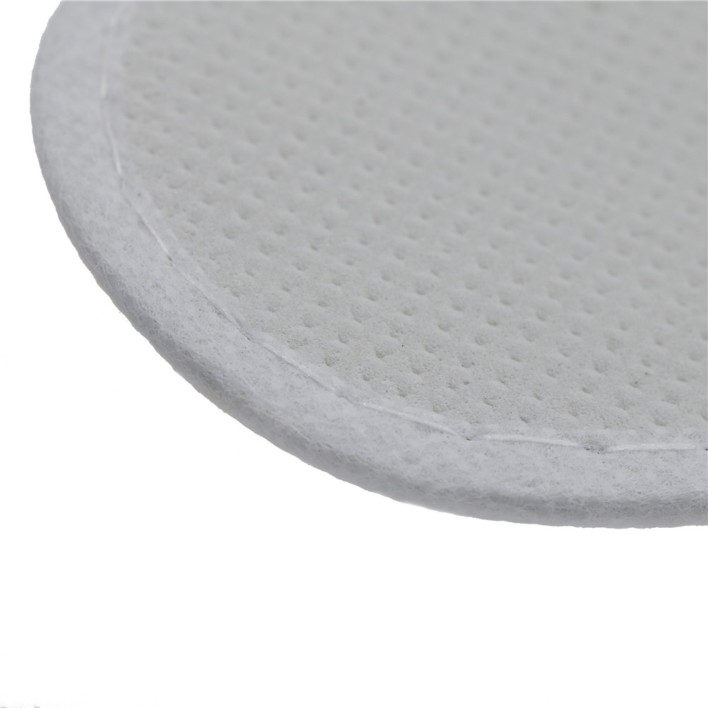 1Pair Disposable White Closed Toe Travel Hotel Slippers Spa Shoes 27*10.5cm Bathroom Sets Washroom Shower Slippers