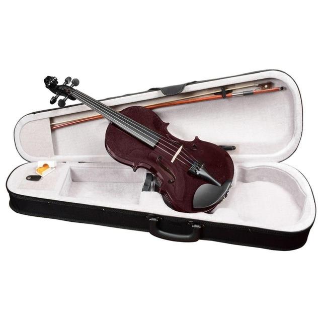 Скрипка ANTONIO LAVAZZA VL-20 DRW 1/4 ВИШНЁВАЯ