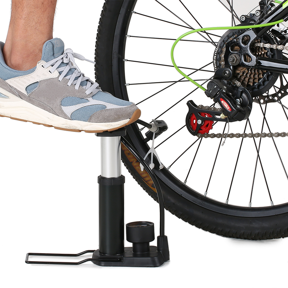 Cycling Bike Bicycle Pump Holder Pump Retaining Clips Folder Bracket Holder n DO