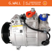 AC Compressor For Mercedes Benz Sprinter Vito 639 2.2 CD W203 Air Condition A0002306511 A0002309011