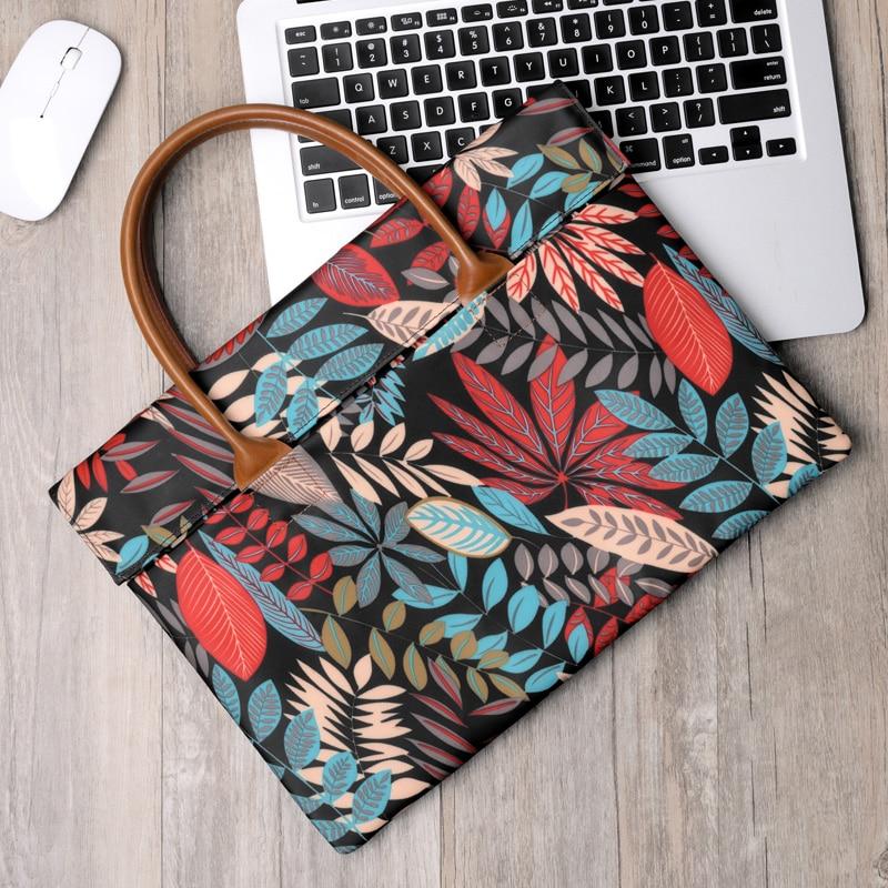 Computer Bag 15.6 Inch Briefcase Handbag Fashion Laptop Bags For Women High Quality Waterproof Computer Bag Susen Womens Bags