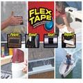 1.52M Super Strong Fiber Waterproof Tape Stop Leak Seal Repair Tape Performance Self Tape Fiberfix Adhesive Tape Repair Tool