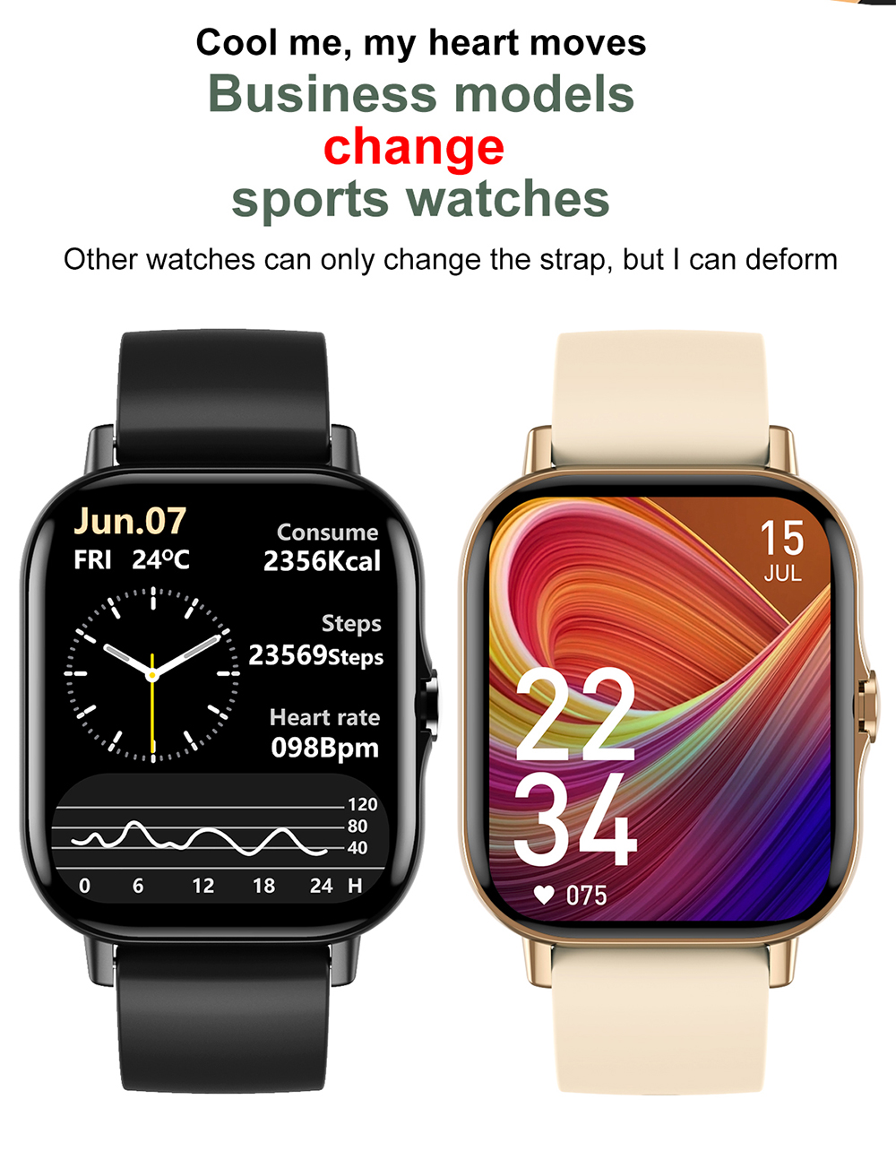 H82ff34826abc4cbfa036f8439c515e19I For Xiaomi IOS Apple Phone 1.78inch Smart Watch Android Men IP68 Waterproof Full Touch Woman Smartwatch Women 2021 Answer Call