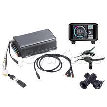 Электрический велосипедный Контроллер 48v 72v 100a tft дисплей