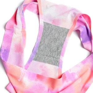 Image 5 - Culotte à imprimé maille, sous vêtement pour femme, culotte sans couture respirante, Lingerie Sexy, Tangas, 12 couleurs, Style XS L taille américaine
