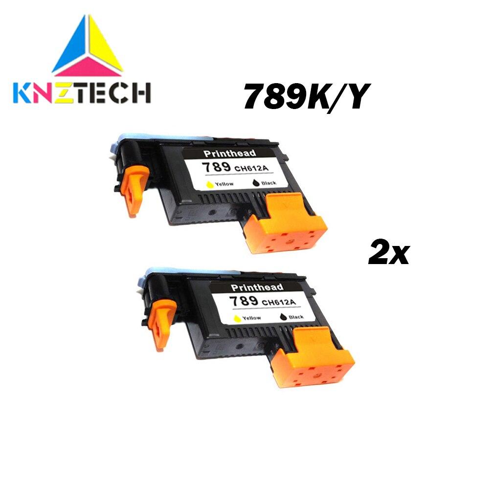 2x haute qualité pour 789 tête dimpression compatible pour hp789 L25500 L26500 tête dimpression 789 tête dimpression