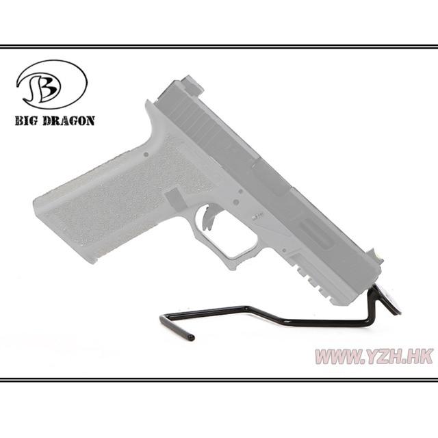 Tactical BIG DRAGON Pistol Display Stand Gun Holder Shortgun Rifle Maintenance Display Storage Rack Hunting Shooting Accessories 2