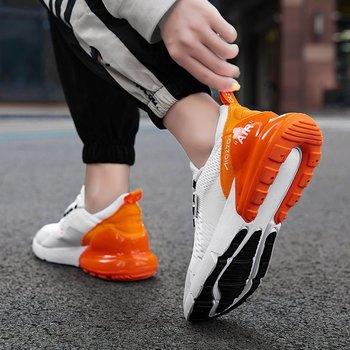 Z lekką oddychającą siateczką buty do biegania damskie trampki damskie buty tenisowe trenerzy Fitness buty kosz Femme Zapatillas Mujer tanie i dobre opinie GOGORUNS WOMEN CN (pochodzenie) LIFESTYLE Stabilność Hard court Zaawansowane Oddychające Mesh (air mesh) Średnie (b m)