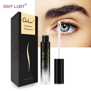 OMY LADY Eyebrows Enhancer Rising Eyebrows Growth Serum Eyelash Growth Liquid Pro Makeup Eyebrow Longer Thicker Cosmetic Tool