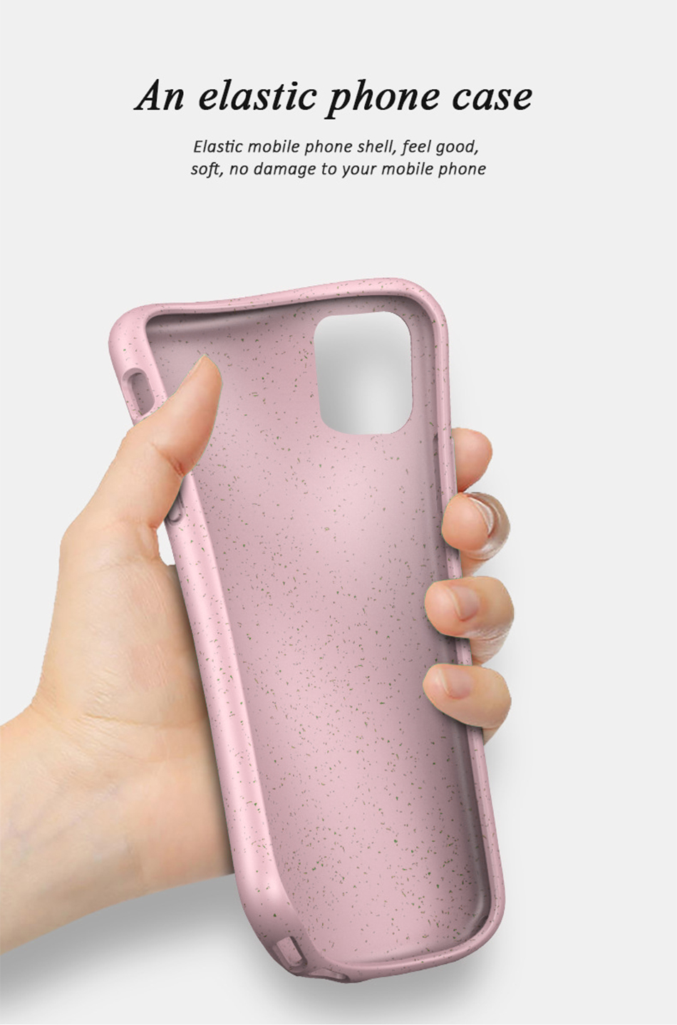 !ACCEZZ Candy Color For iPhone 11 Pro Max Case 2019 New TPU Soft Matte Protection Back Cases Cover Cell Phone Skid Shell Coque (8)