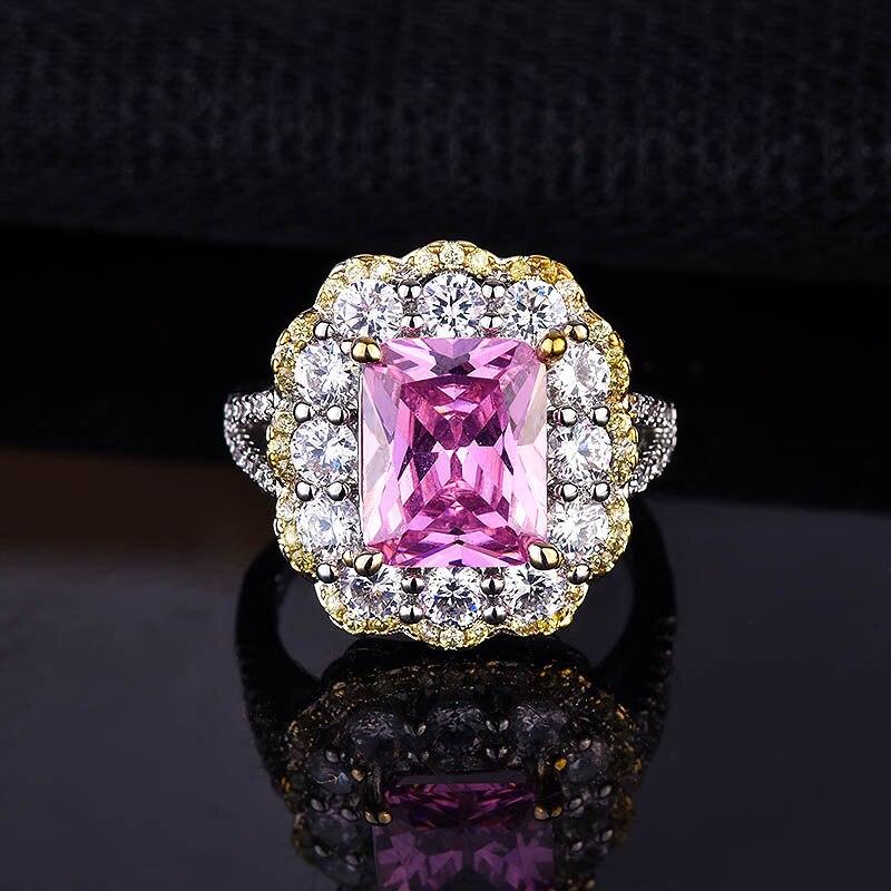 ring925silverjewelryforwomenweddingwholesaled