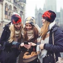цена на 2020 New Sports Winter Skullies Beanies Hat Women Men Warm  Wool Outdoor Riding Neckerchief & Mask & Hat Warm Keeping Mask Hats