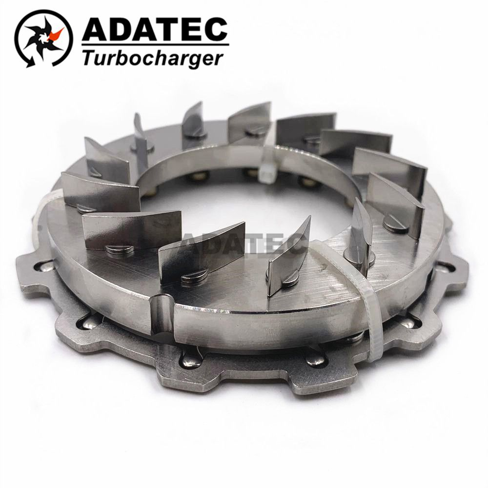 <font><b>GTB2056V</b></font> 762060 turbo Variable geometry nozzle ring 30751708 50442292 turbine VNT for Volvo S60 2.4 D5 132 Kw - 180 HP I5D 2006- image