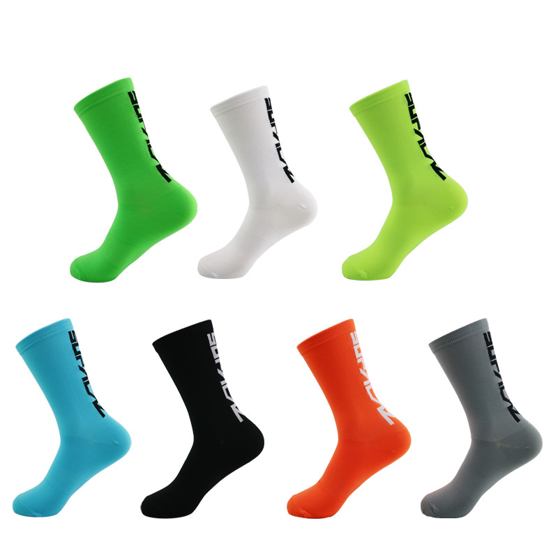 Outdoor Sports Socks Men Women MTB Bike Socks Basketball Socks Cycling Socks Professional