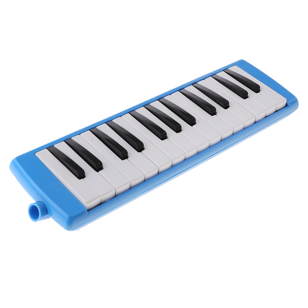 27 Key Piano Style Melodica, Melodica Keyboard Suitable For Teaching And Playing,with Carrying Case