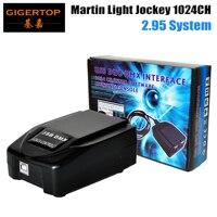 Freeshipping Martin Light jockey USB 1024 DMX 512 DJ Controller  martin lightjockey 3 Pin 1024 USB DMX Controller led bühne licht-in Bühnen-Lichteffekt aus Licht & Beleuchtung bei