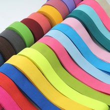 2meters DIY Apparel Sewing Thick Colorfull Elastic Band 2CM Wide Rubber Band Elastic Clothes with Wide Belt Color Elastic Band(China)