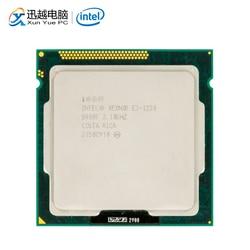 Processador para Desktop Intel Xeon E3-1220 E3 1220 Quad-Core 3.1 GHz LGA 1155 CPU Do Servidor Usado