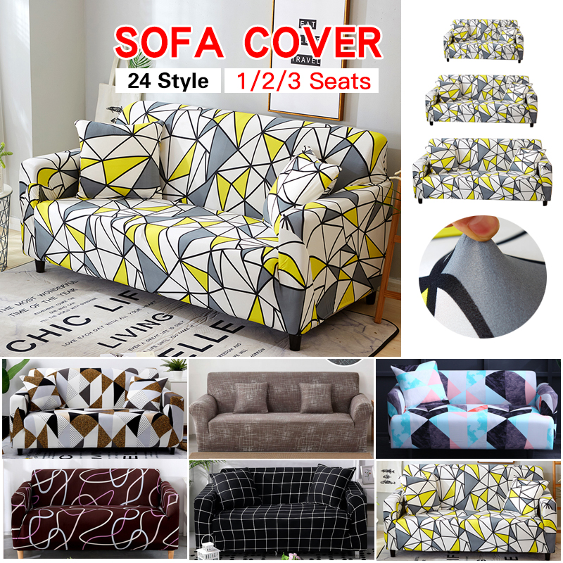 1pc Sofa Cover Elastic Sofa Slipcovers Sofa Covers For Living Room Corner Sofa Towel Couch Cover Furniture Slipcover Copridivano
