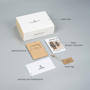 Image 5 - 보보 버드 시계 여성 relogio masculino 쿼츠 시계 남성 대나무 우드 커플 손목 시계 선물 용품 드롭 배송