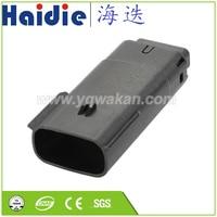 O envio gratuito de 2 conjuntos 4pin auto molex fio à prova dwaterproof água plug conector do cabo de fiação 33481-0401