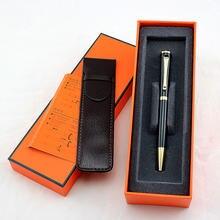 Канцелярские Роскошные шариковые черные чернила для ручки средняя