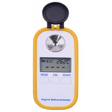 TOP!-0-30% Brix Coffee Sugar Meter TDS 0-25% Concentration Refractometer Digital Portable Electronic Refractometer 2019 refractometer sugar degree meter saccharimeter cutting fluid density concentration meter 0 32% brix with black
