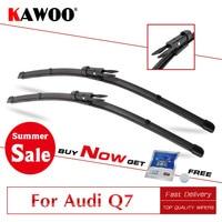 Auto Car Windscreen Wiper Blade For Audi Q7 MK1 MK2 4M 2006 2007 2008 2009 2010 2011 2012 2013 2014 2015 2016 2017 2018 2019|Windscreen Wipers|Automobiles & Motorcycles -