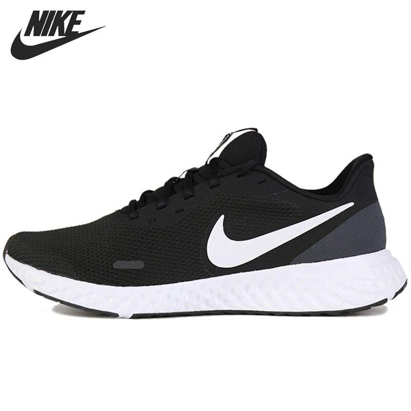 الأصلي وصول جديد نايك الثورة 5 رجالية احذية الجري أحذية رياضية|الاحذية| - AliExpress