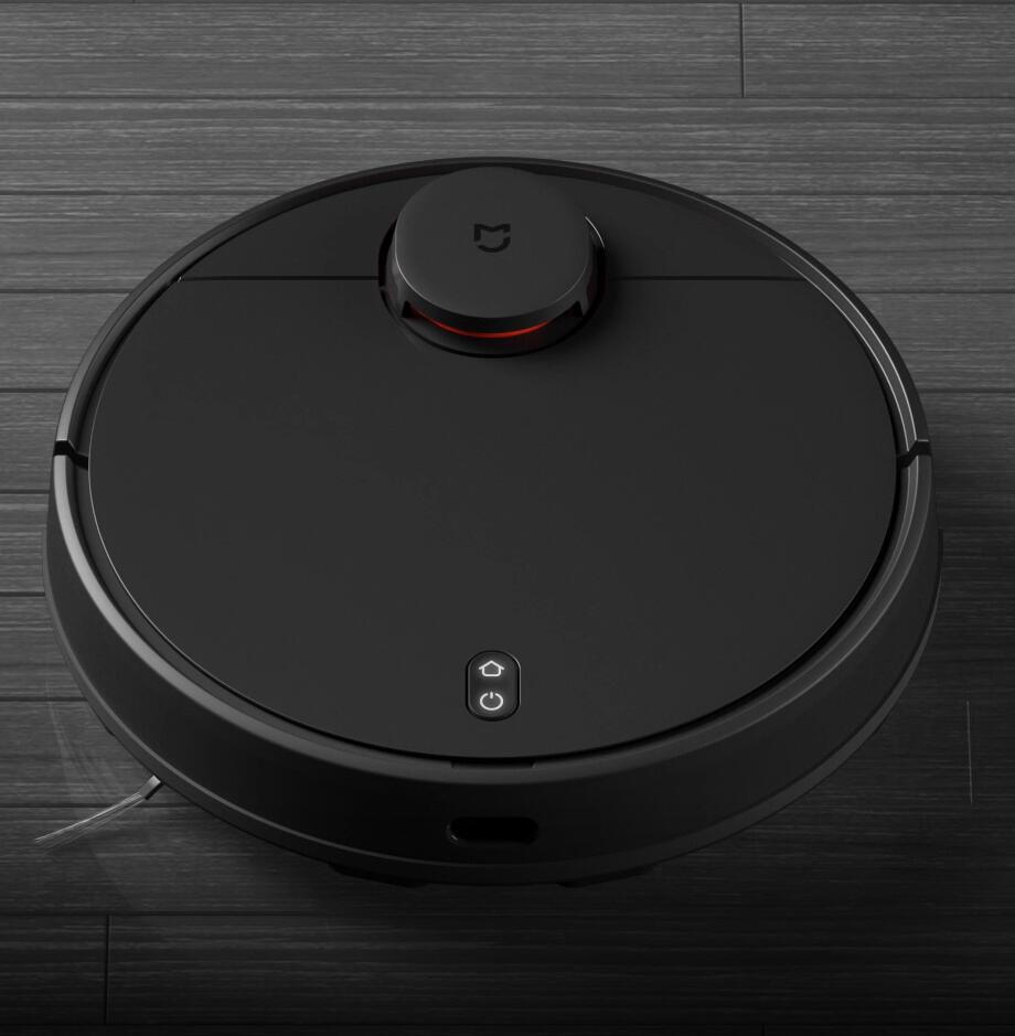 Smart Xiaomi MI Robot Vacuum Cleaner for Sweeping and Mopping Floor with LDS and WiFi