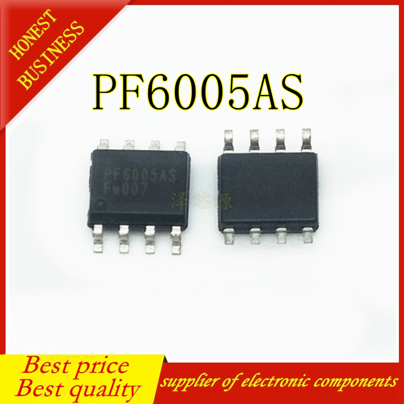 New PF6005AS PF6005A PF6005 Sop-8 Chipset