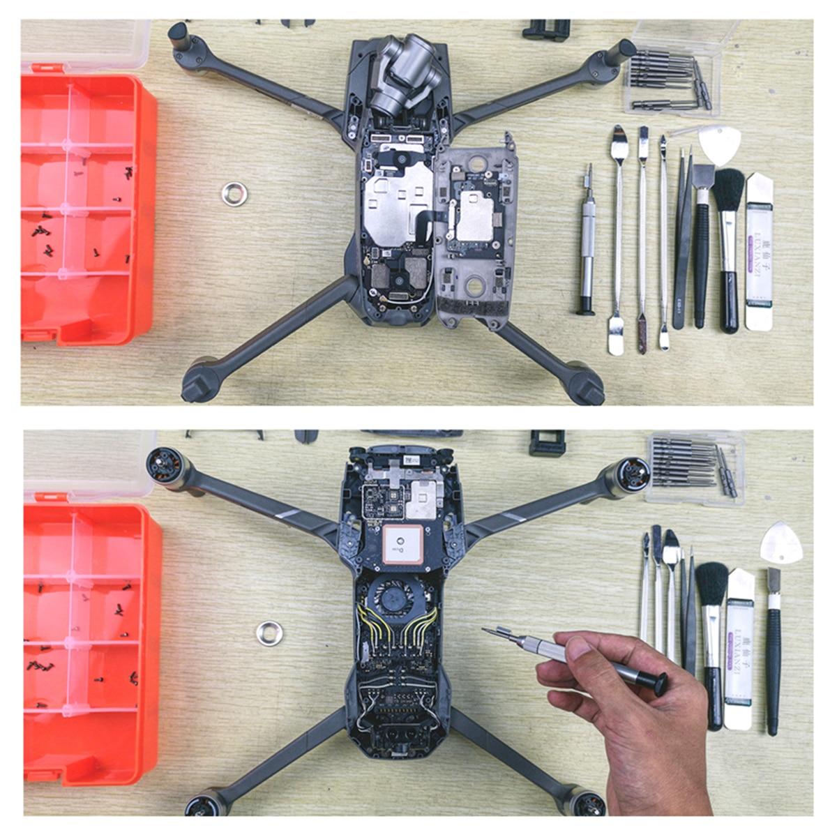 For DJI Mavic Pro Drone Repair Tool Kit Screwdrivers Repairing Tools Accessories