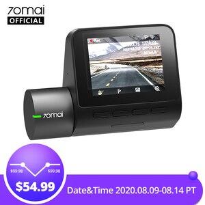 Original 70mai Dash Cam Pro 1944P Speed & Coordinates GPS ADAS 70mai Pro Car Dash Camera WiFi DVR English Control 24H Parking(China)