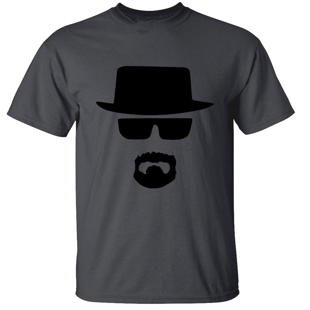 Breaking Bad Bettwäsche Blusen, Tops & Shirts Heisenberg Face Ladies T Shirt Cult Breaking Bad Parody Novelty Present Top Kleidung & Accessoires Laalbutton.com