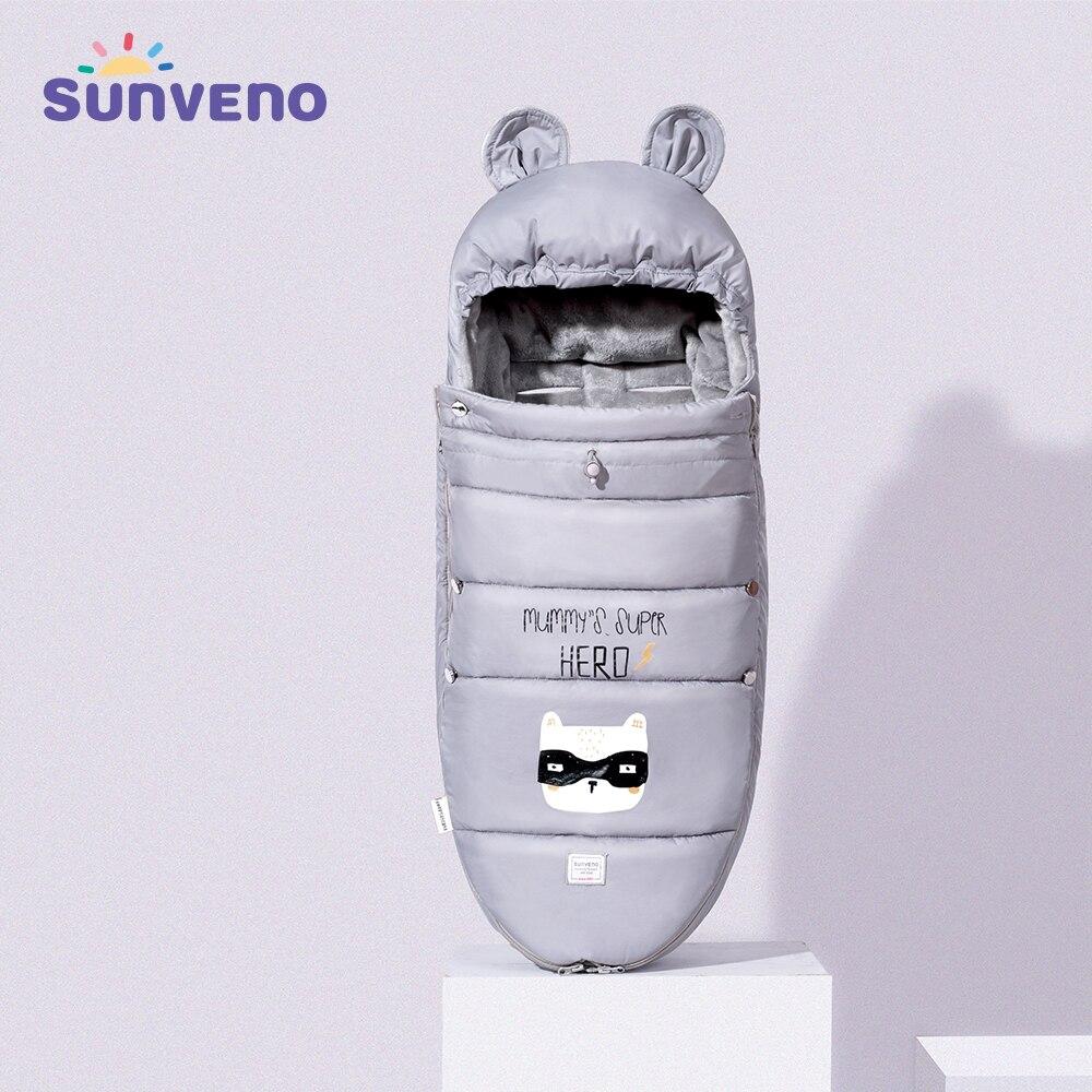 Baby Sleeping Bag Winter Keep Warm Sleep Sack Neonatal Stroller Sleeping Bags