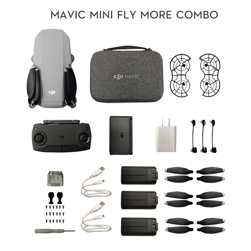 DJI Mavic Mini drone with 2.7k camera 13