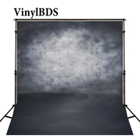 Tüketici Elektroniği'ten Arka Plan'de VinylBDS saf renk fotografik arka planlar Retro yenidoğan zemin soyut doku portre zemin çocuklar için fotoğraf stüdyosu