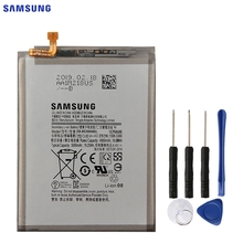 SAMSUNG Original Replacement Battery EB-BG580ABU For Samsung Galaxy M20 M30 SM-M205F Authentic Phone Batteries 5000mAh g benda sammlung italienischer arien