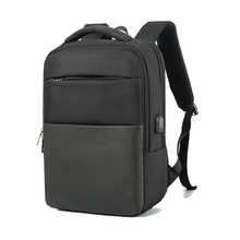 Backpack Mens Outdoor Travel Bag USB Multi-functional Business Casual Computer
