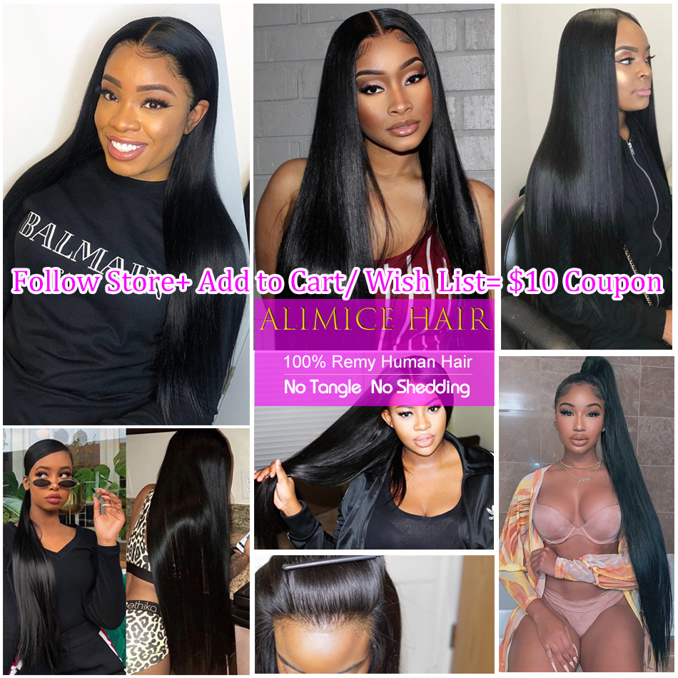 Alimice-Indian-Straight-Hair-Bundles-With-Frontal-13X4-Lace-frontal-With-Bundles-Remy-Indian-Hair-Weave