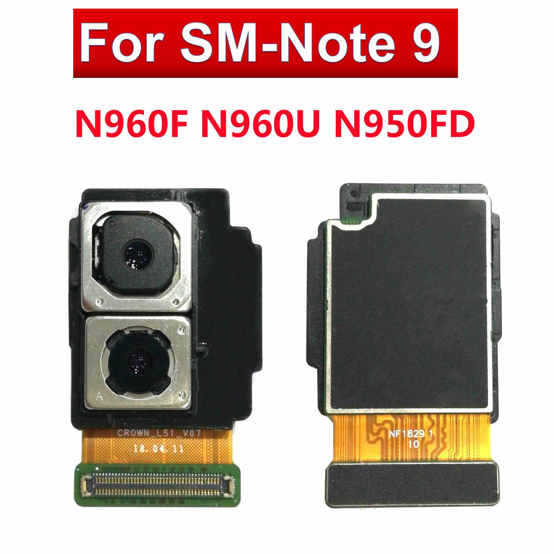 الأصلي عودة كاميرا خلفية وحدة الكابلات المرنة قطع غيار سامسونج غالاكسي ملاحظة 9 N950F N950 N950FD N950U