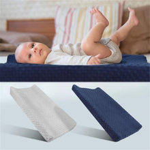 Super Soft Bamboo Changing Pad Cover With Minky Dots Plush for Baby Diaper Changing Station Breathable Changing Table Sheets(China)