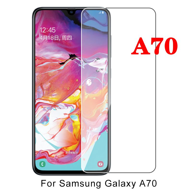 9H Protective Phone Film For Samsung A50 A70 A30 A20 A10 Screen Protector Film For Samsung Galaxy A70 A80 A90 A60 A40 HD Glass