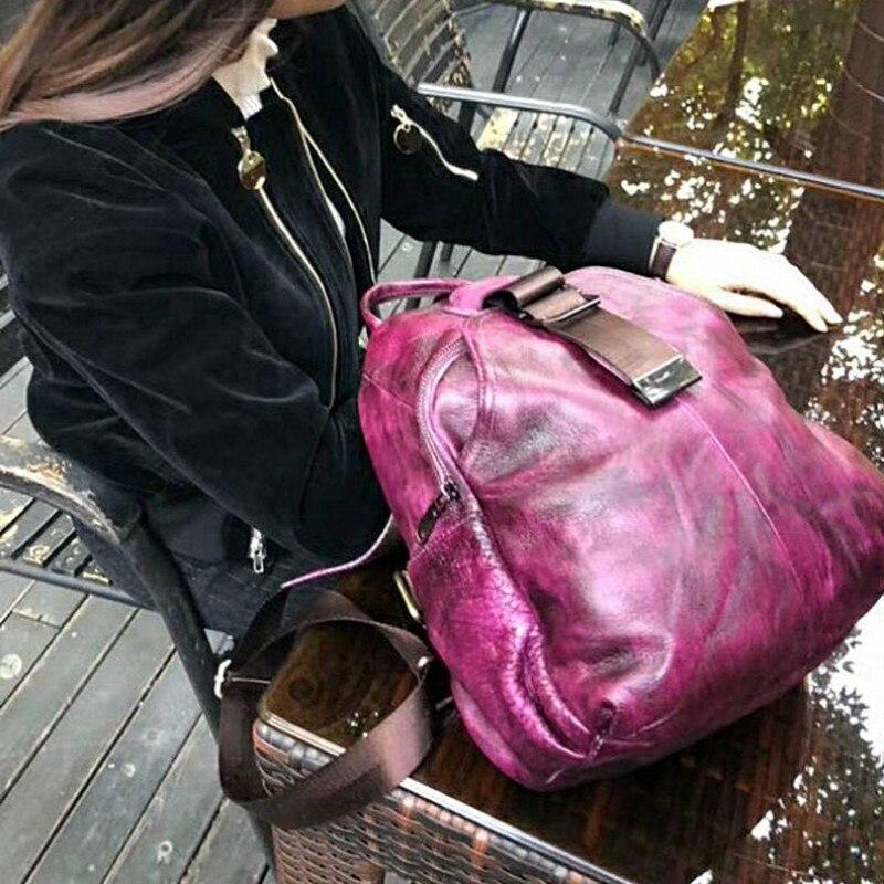 real grande capacidade meninas saco escolar