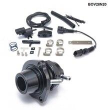 Турбо дамп предохранительный клапан автомобильный двигатель спортивного исполнения рециркуляционный клапан для BMW N20 2,0 HU-BOV28N20