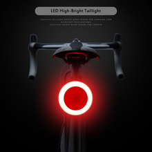 Multi Lighting Modes Bicycle Tail Light USB Charge Led Bike Flash Rear Taillight for Mountains Seatpost