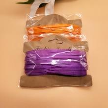 Шелковые атласные ленты REDJCK, 25 ярдов в партии, материал «сделай сам», тканевые ленты для Рождества, свадьбы, вечеринки, украшение для дома и у...