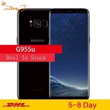 Оригинальный android телефон samsung galaxy s8+ s8 plus g955u