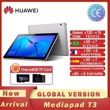 Huawei mediapad9.6 polegadas t3 10 AGS-W09/AGS-L09 tablet pc snapdragon 425 octa-core 2gb ram 32gb rom 9.6 polegada android 7.0 1280*800