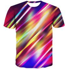 Мужская футболка с графическим принтом psychedelic 3d принт
